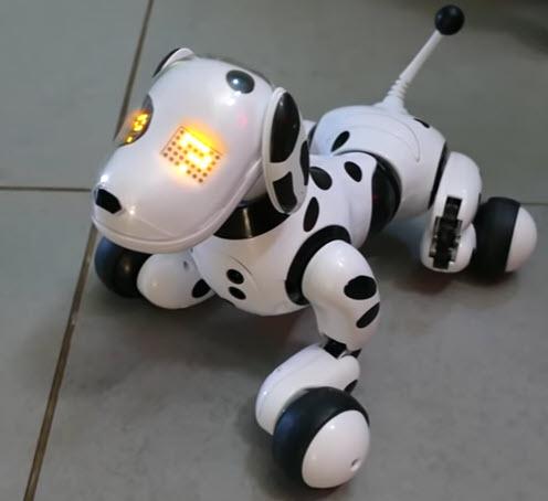 Zoomer perrito interactivo