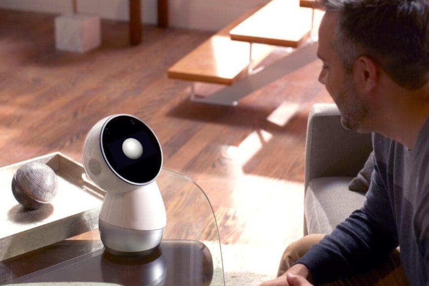 Jibo robot social de compañía