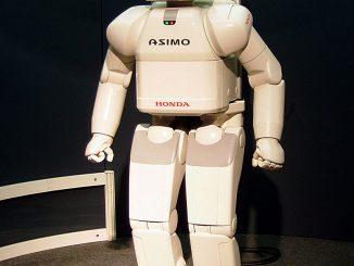 HONDA ASIMO ROBOT