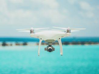 GPS drone con camara