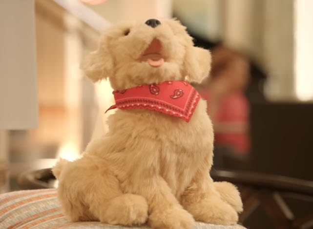 Golden Pup JoyForAll