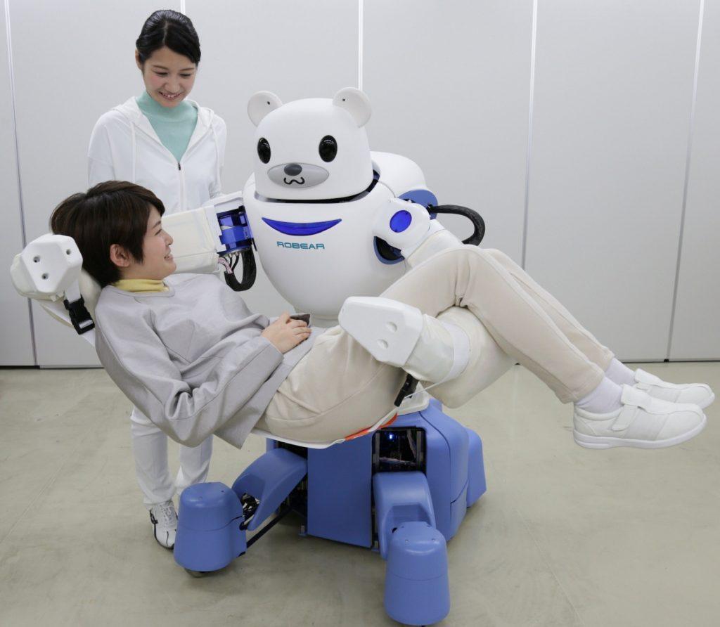 Robeo robot enfermero