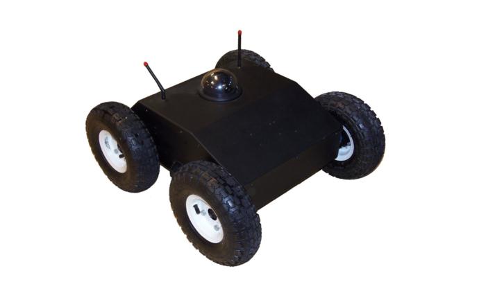 Robots SuperDroid Robots IG42 4WD Robot móvil con WiFi