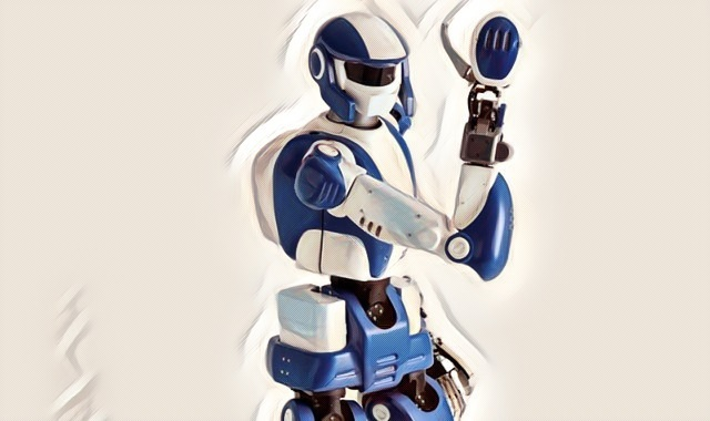 HRP-4 robot